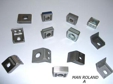 Heidelberg & Man Roland Offset Press Spare Parts-Man Roland
